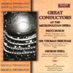 Great Conductors at the Metropolitan Opera (40er Jahre)